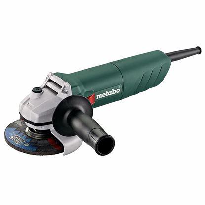 Obrázok pre výrobcu Metabo W 750-125 uhl. brúska 125 mm 601231500