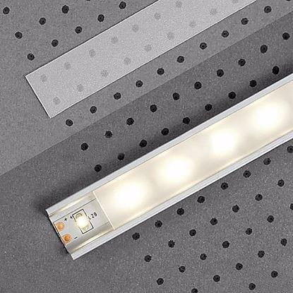 Obrázok pre výrobcu LED plast 2m A SLIM