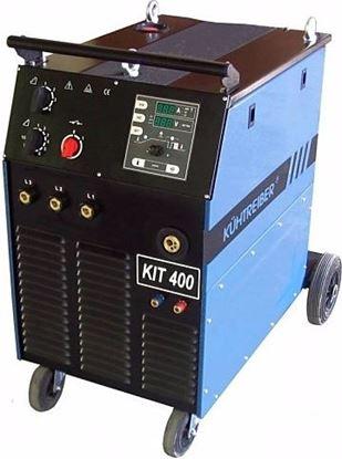 Obrázok pre výrobcu Kühtreiber KIT 400W Zváračka MIG/MAG