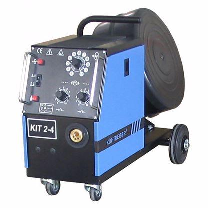 Obrázok pre výrobcu MIG/MAG podávač drôtu pre strojárenskú výrobu