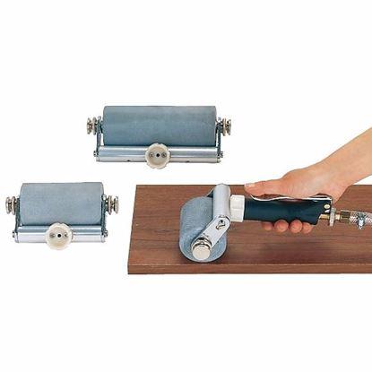 Obrázok pre výrobcu PIZZI Tryska s valčekom na plochu - 120 mm šírka, valec gumový 136-0035