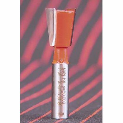 Obrázok pre výrobcu Gamma Zinken 971 Rybinová frézka D14x17 L50 S8 mm