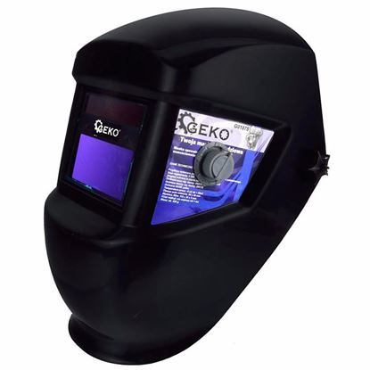 Obrázok pre výrobcu GEKO G01875 Kukla zváracia čierna