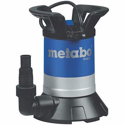 Obrázok pre výrobcu Metabo TP6600 čerpadlo ponorné 0250660000