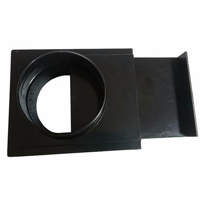 Obrázok pre výrobcu Proma spojka k odsávaniu 100 mm PH s hradítkom 25750005