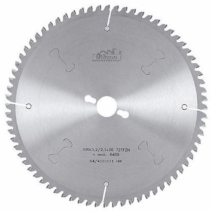 Obrázok pre výrobcu Pílový kotúč SK 300 x 3,2 x 30 z72, 5387-13 TFZ N, PILANA
