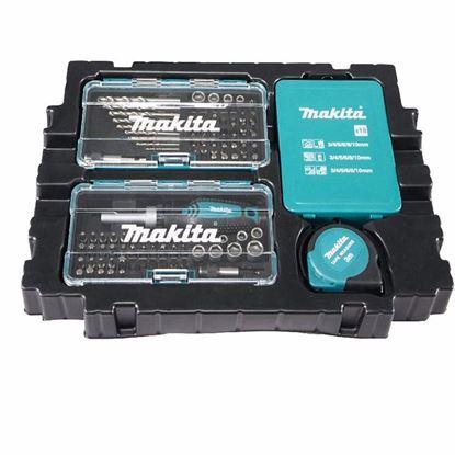 Obrázok pre výrobcu Makita B-49884 sada náradia 116-dielna