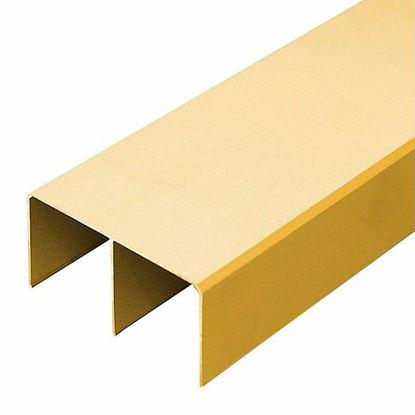 Obrázok pre výrobcu LAGUNA profil horný 8845 zlatý