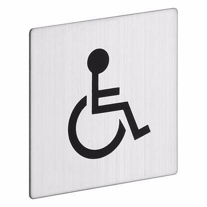 Obrázok pre výrobcu Znak na WC ROSTEX postihnutie 1033001300