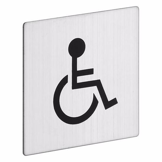 Obrázok Znak na WC ROSTEX postihnutie 1033001300