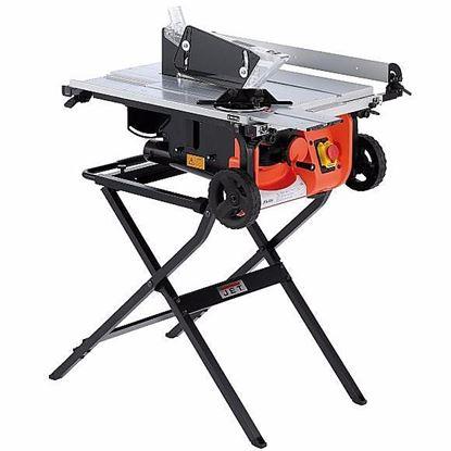Obrázok pre výrobcu JET 121-JTS-254M Mobilná kotúčová stolová píla s podstavcom