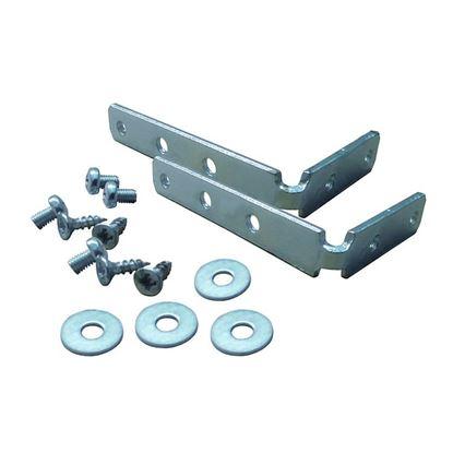 Obrázok pre výrobcu S99/00 kovové úchyty profilov S 056,S 057