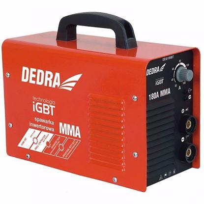 Obrázok pre výrobcu DEDRA IGBT 180A DESI199BT invertorová zváračka MMA/TIG