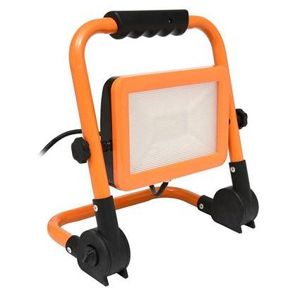 Obrázok pre výrobcu LED reflektor 30 W/4 000 K, 2 100 lm IP44 RMLED oranžová