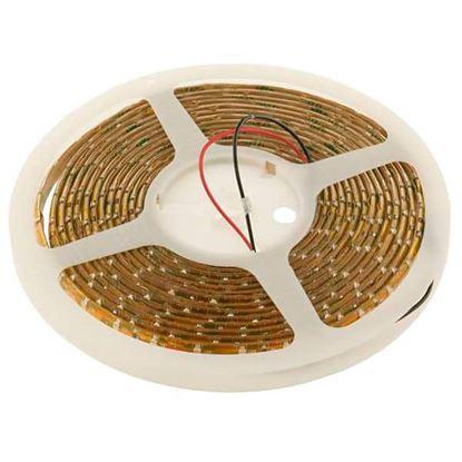 Obrázok pre výrobcu LED pás 600/3528 v silikóne 5m 48W tepla biela 5405-7
