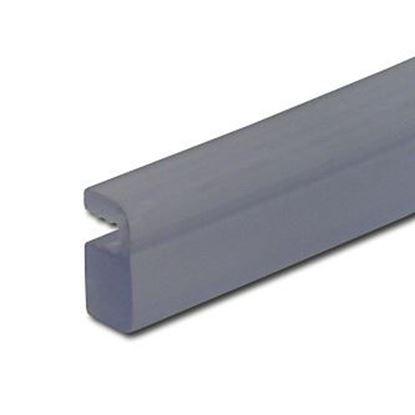 Obrázok pre výrobcu Laguna tesnenie U-18 8701 GLASS 4 mm L 2,75 m