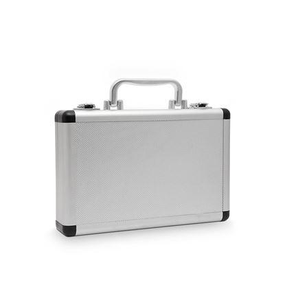 Obrázok pre výrobcu Globiz 10759 Hliníkový kufrík na náradie 26 x 17 x 5 cm