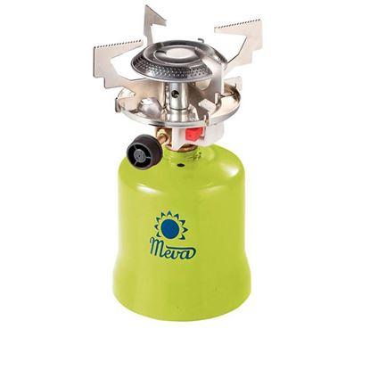 Obrázok pre výrobcu MEVA KP06010P varič campingový FOCUS piezo