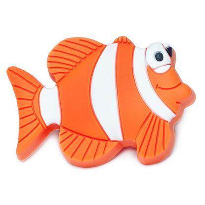 Obrázok pre výrobcu Úchytka DC GD03-P knopok oranžová rybka