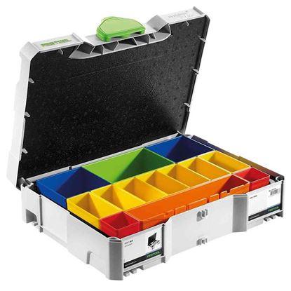 Obrázok pre výrobcu FESTOOL SYSTAINER T-LOC SYS 1 BOX 497694