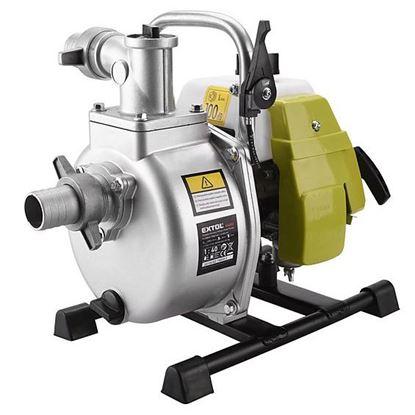 """Obrázok pre výrobcu Extol 414503 Drenážne motorové čerpadlo 1,5 """", max 250 l/min,1,45 kW"""