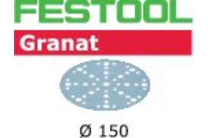 Obrázok pre výrobcu FESTOOL Brúsne kotúče Granat STF D150/48 10 ks