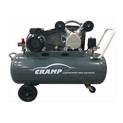 Obrázok pre výrobcu CRAMP V-0,25/10 olejový kompresor 100 l