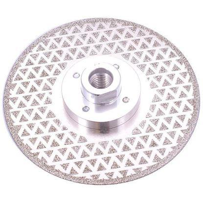 Obrázok pre výrobcu XL-Tools Diamantový kotúč na gres a obkladačky 125 mm /2.SDF125/