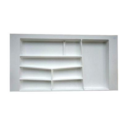 Obrázok pre výrobcu Volpato príborník ECO biely 100 cm