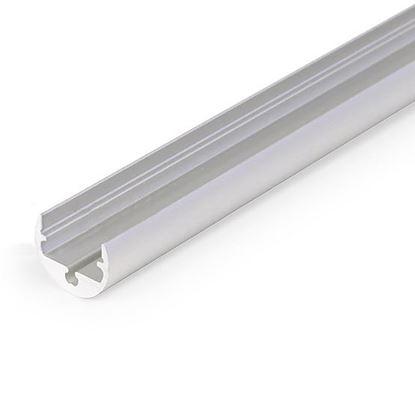 Obrázok pre výrobcu LED profil PEN8 strieborný 2 m 86030020