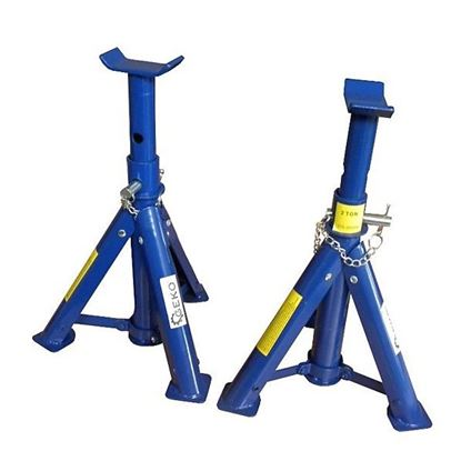 Obrázok pre výrobcu GEKO G02158 stojany montážne 2 ks, výška 365 mm