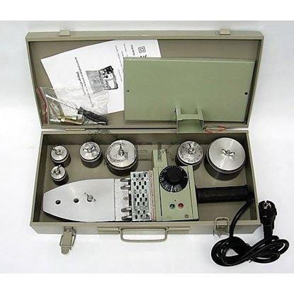 Obrázok pre výrobcu GEKO G81030 Polyfúzna zváračka 800 W s nádstavcami