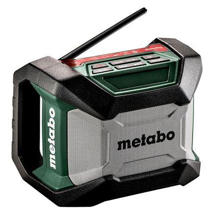 Obrázok pre výrobcu Metabo R 12-18 BT stavebné rádio bez aku. s bluetooth 600777850