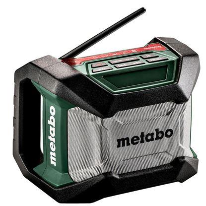 Obrázok pre výrobcu METABO R 12-18 stavebné rádio bez aku. 600776850