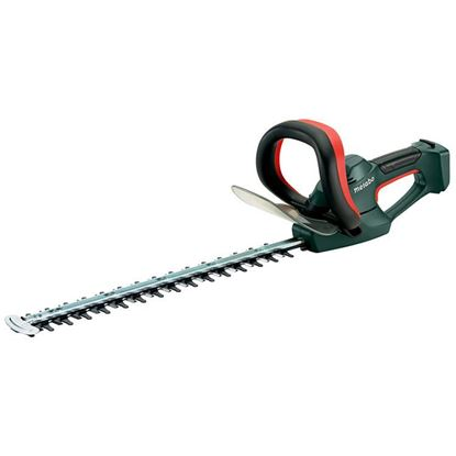 Obrázok pre výrobcu Metabo AHS 18-55 V aku. nožnice na živý plot 600463850