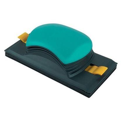Obrázok pre výrobcu WOLFCRAFT 5890000 Držiak brúsneho papiera 93 x 230 mm