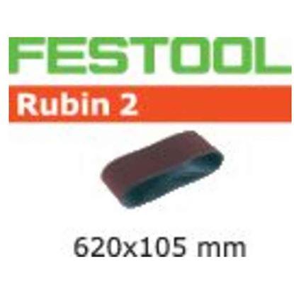 Obrázok pre výrobcu FESTOOL brúsny pás L620 x 105 mm 10 ks