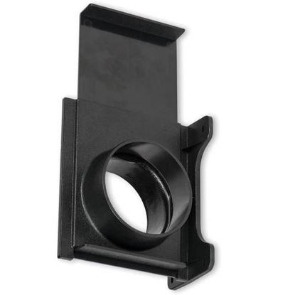 Obrázok pre výrobcu IGM 146-0025 hradítko s priehradkou na stenu pre hadicu 100 mm