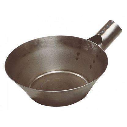 Obrázok pre výrobcu Naberačka murárska kovová215 T na palicu 216174
