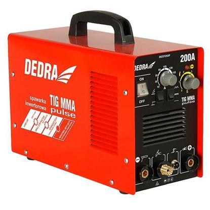 Obrázok pre výrobcu Dedra DESTI203P MMA/TIG PULSE 200A