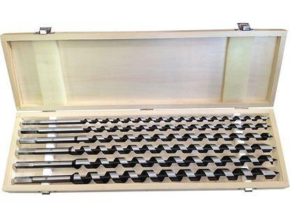 Obrázok pre výrobcu GEKO G38121 Sada špirálových vrtákov 6-dielna 460 mm 6 - 18 mm