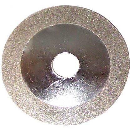Obrázok pre výrobcu Güde 94214 Diamantový Brúsny kotúč HM (100 x 20 x 1 mm)