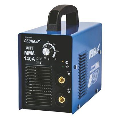 Obrázok pre výrobcu DEDRA DESi150BT invert. zváračka MMA 140A IGBT