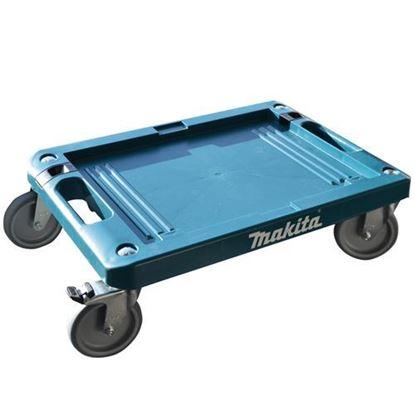 Obrázok pre výrobcu Makita P-83886 vozík pre systainery Makpac