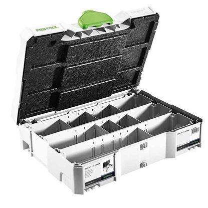 Obrázok pre výrobcu Festool systainer na kolíky Domino SORT-SYS1TL DOMINO 203176