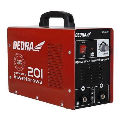 Obrázok pre výrobcu DEDRA DESi201 Invertorová zváračka MMA 200A