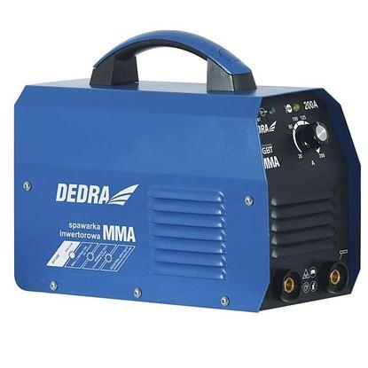 Obrázok pre výrobcu DEDRA DESi210BT Invertorová zváračka MMA 200A