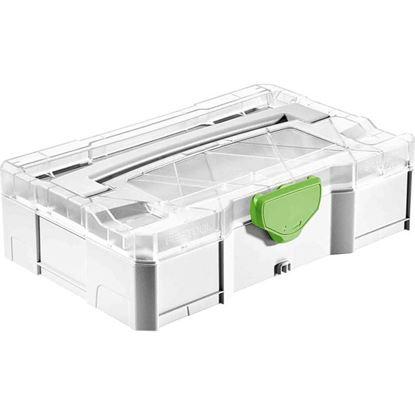 Obrázok pre výrobcu FESTOOL mini-systainer SYS-MINI 1 TL TRA 203813