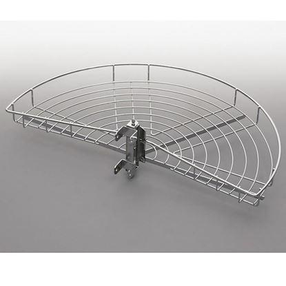 Obrázok pre výrobcu Karusel 1/2 750 mm sada strieborný WE08.0204.01.002