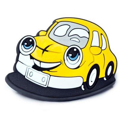 Obrázok pre výrobcu Úchytka DC GD25-Ž knopok auto žlté